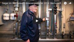 Sieger im Wettbewerb Bioenergiedörfer 2014: Bechstedt
