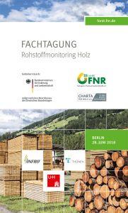 "Tagung ""Rohstoffmonitoring Holz"""