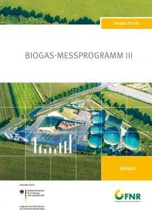 Biogas-Messprogramm III