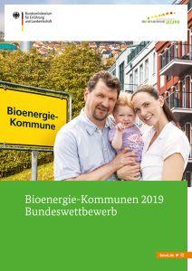 Bioenergie-Kommunen 2019 - Bundeswettbewerb