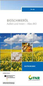 Bioschmieröl Außen und Innen - Alles Bio