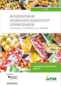 Wissensforum Biobasierte Kunststoff-Verpackungen