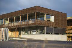 Holzbauplus - Preistträger Kategorie Gewerbliches Bauen