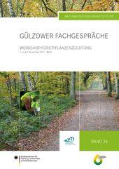 Band 36: Workshop Forstpflanzenzüchtung 2011