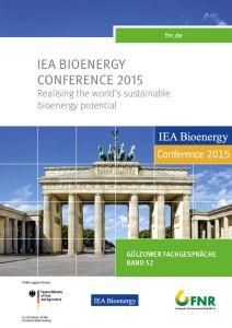 Titel Tagungsband IEA Bioenergy