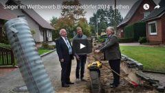 Sieger im Wettbewerb Bioenergiedörfer 2014: Lathen