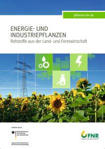 Poster Energie- und Industriepflanzen, Bildseite