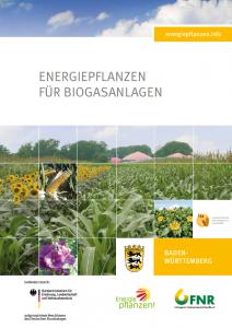 Energiepflanzen für Biogasanlagen - Regionalbroschüre Baden-Württemberg