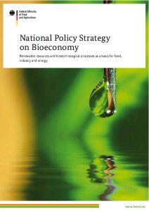 Strategy Bioeconemy