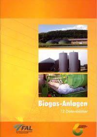 Biogas-Anlagen - 12 Datenblätter