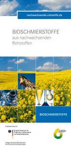 Bioschmierstoffe