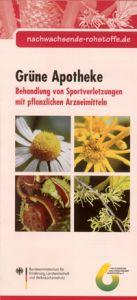 Grüne Apotheke Behandlung von Sportverletzungen mit pflanzlichen Arzneimitteln