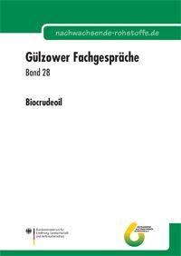 Band 28: Biocrudeoil