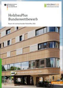 Bundeswettbewerb HolzbauPlus 2020