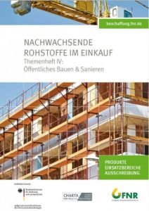 Themenheft IV: Öffentliches Bauen & Sanieren