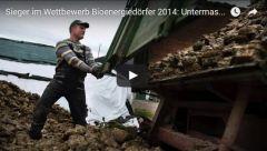 Sieger im Wettbewerb Bioenergiedörfer 2014: Untermassholderbach