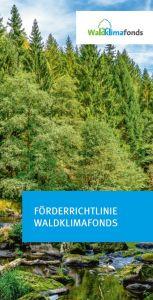 Waldklimafondsflyer