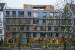 Holzbauplus - Preisträger Kategorie Wohnungsneubau